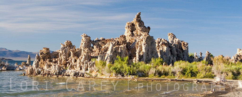 Mono Lake Tufa tower