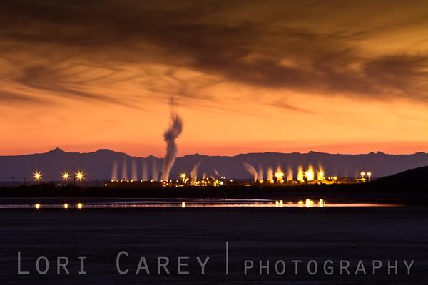 Salton Sea Geothermal Plant
