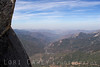 View to the east while climbing Moro Rock