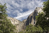 Yosemite Falls viewed from Yosemite Valley