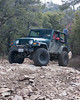 Jeep on Gold Mountain