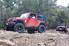 Gear Grinders jeeps on the Gold Mountain trail in Big Bear
