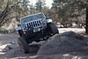 #3 - Jeep on the rocks - John Bull trail, Big Bear, California