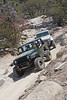 Jeeps on John Bull trail