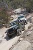 Jeeps on John Bull trail