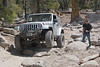 Funin4Lo spotting jeep on John Bull trail in Big Bear