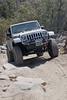 Jeep Wrangler on John Bull trail