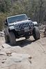 Jeep Wrangler on John Bull trail