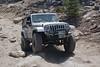 Jeep rockcrawling on John Bull trail