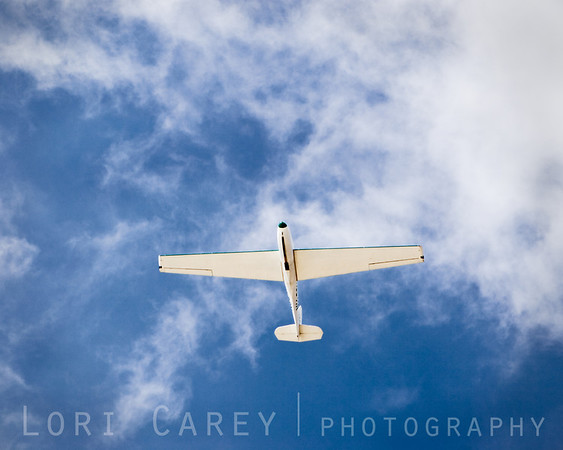 """When you walk to the edge of all the light you have and take that first step into the darkness of the unknown, you must believe that one of two things will happen: there will be something solid for you to stand upon, or, you will be taught to fly.""  — Patrick Overton <br>  A glider (sailplane) soars along the ridgelift at Torrey Pines in La Jolla, California."