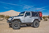 Finding the perfect campsite. <br /> My jeep at Kelso Dunes in the Mojave National Preserve.<br /> December 2007