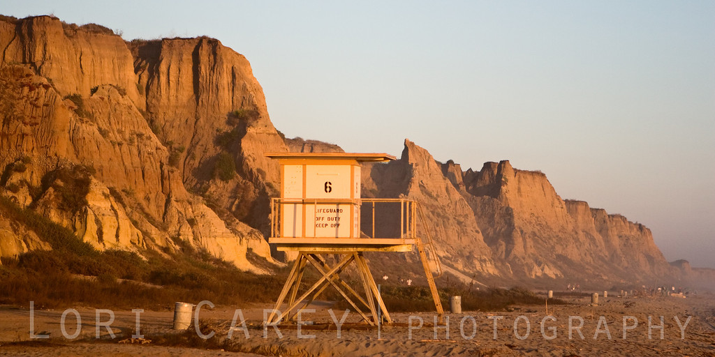 Lifeguard Tower #6, San Onofre State Beach