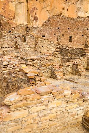 Pueblo Bonito, Chaco Canyonal National Historical Park, San Juan County, New Mexico