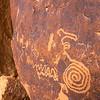 Petroglyphs, Fremont, Nine Mile Canyon, Utah