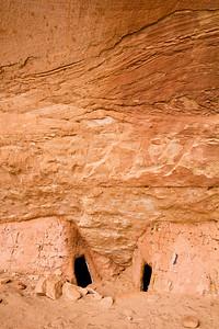 Ancestral Puebloan structures, Utah