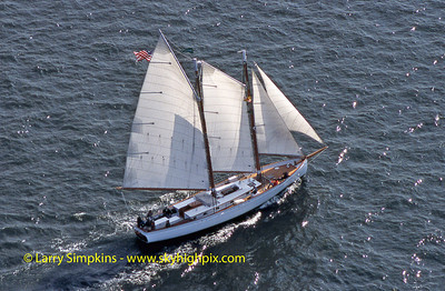 """Imagine"" Great Chesapeake Bay Schooner Race, October 2000, Image #S1284"