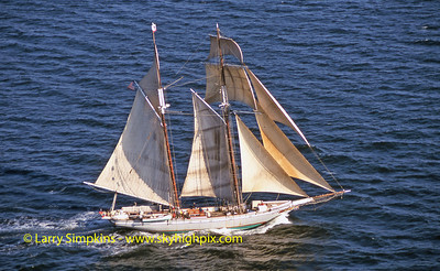 """Californian"" Great Chesapeake Bay Schooner Race, October 2000, Image #S1337"