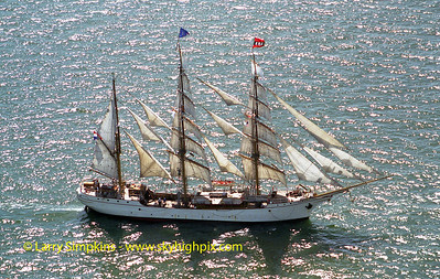"""Europa"" Chesapeake Bay, Virginia, June 2000, Image #1051"