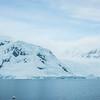 The Cool Blue Tones Of Antarctica -  Paradise Harbour near Lemaire Channel, Antarctica