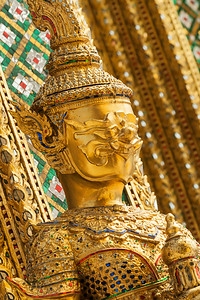 Statue, Royal Palace Bangkok
