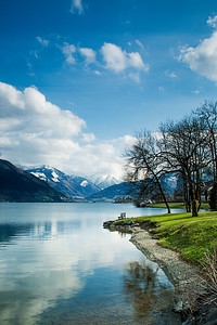 Zeller See, Zell Am See Austria