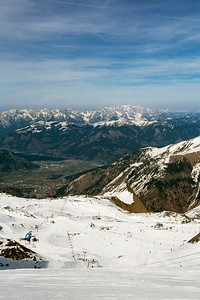 View from the Kitzsteinhorn