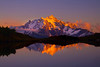 Mirror Reflections Of Mt Baker - North Cascades National Park, WA