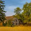 Left Behind In Autumn _The Palouse_Eastern Washington