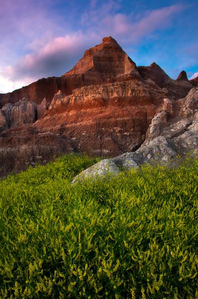 The Tallest Crown - Badlands National Park, South Dakota