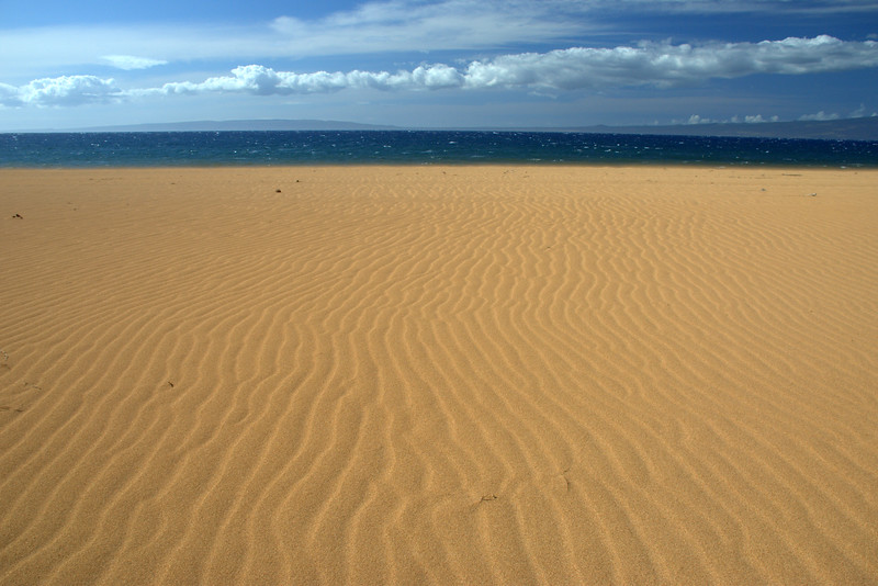 awalua beach ripples
