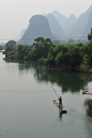 Around Fuli and Li River, Yangshuo - China - ©Rawlandry