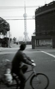 Shanghai - Street Scenes - China - ©Rawlandry