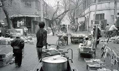 Beijing - Street Scenes - Hutong - China - ©Rawlandry