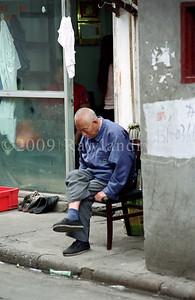 Photo #17 «Perdu dans le présent   » 2006