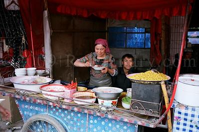 Xinjiang - Silk Road - China - ©Rawlandry