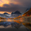 Images from around Mount Assiniboine in British Columbia