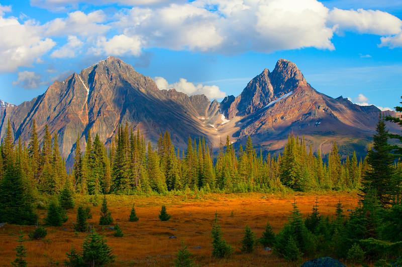 Jasper National Park In Autumn