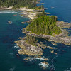 Tourist Season In The Islands Clayoquot Sound ,Tofino, and Ucluelet By Air,  Vancouver Island, BC, Canada
