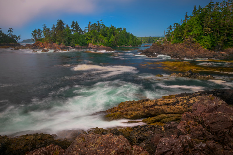The Tofino Coast Along The Wild Pacific Trail