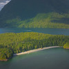 Passage Way Into The Clayoquot Sound Clayoquot Sound ,Tofino, and Ucluelet By Air,  Vancouver Island, BC, Canada