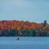 Canoeing In Algonquin Park - Algonquin Provincial Park, Nipissing, South Part, Ontario, Canada