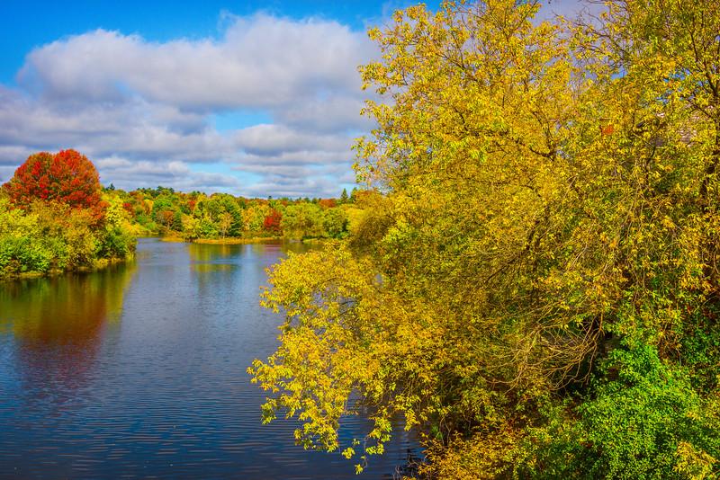 Autumn In Parry Sound
