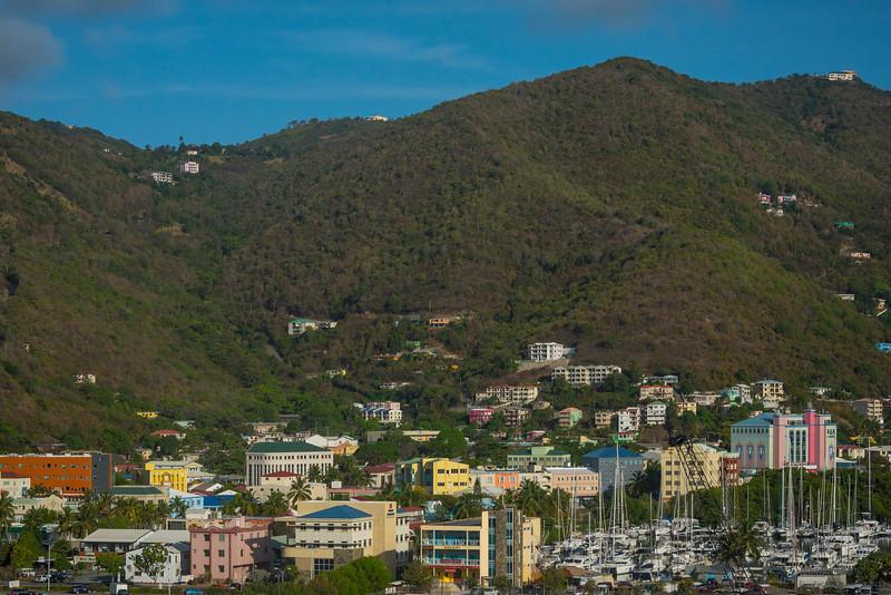 The Color Harborside Of Tortola - Tortola, British Virgin Islands