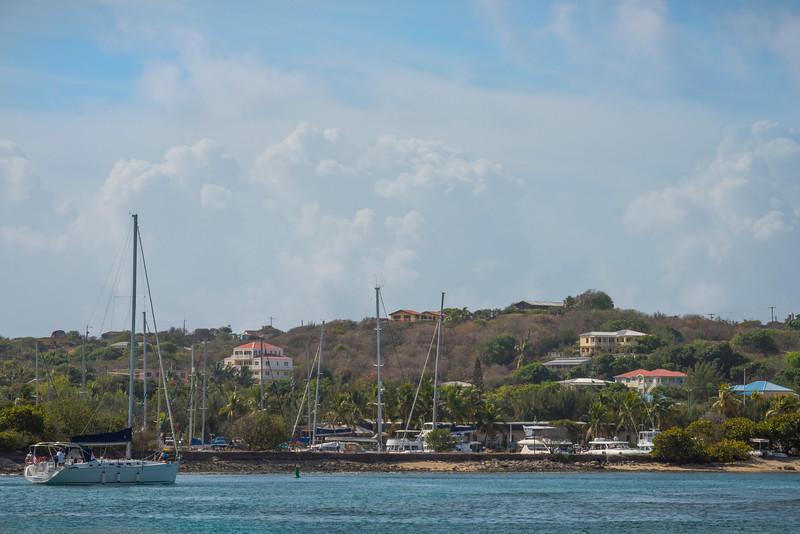 The Virgin Gorda Bay - Virgin Gorda, British Virgin Islands, Caribbean