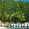 Tropical Getaway Pier - Salt Kay, Bahamas, Caribbean