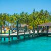 Salt Kay Island Pier - Salt Kay, Bahamas, Caribbean