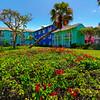 Gardens Around Turks Club Med