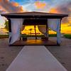 Cabana Sunset - Providenciales, Turks And Caicos, Caribbean