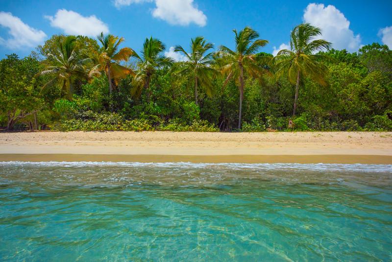 Swimming To Isolation -  Charlotte Amalie , St. Thomas, US Virgin Islands