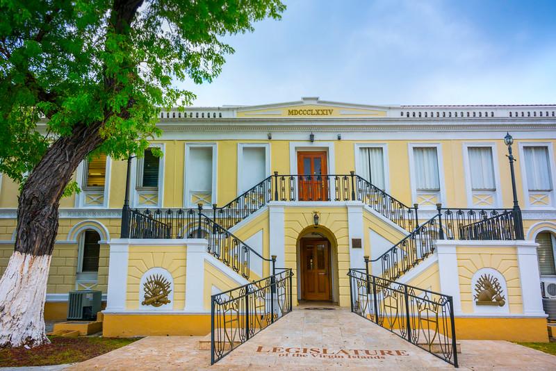 The Legislature Of The Virgin Islands -  Charlotte Amalie , St. Thomas, US Virgin Islands